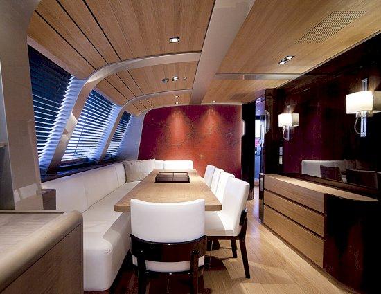 Nomadic Yacht Yachting Liaigre